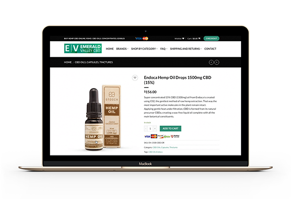 CBD Ecommerce Web Developer | High Risk Merchant Accounts